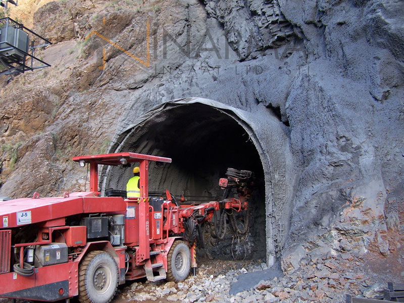 Göktaş-I Supply Tunnel